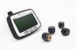 Cистема контроля температуры и давления в шинах - TPMS (Falcon, TPMS-A01-Ext)