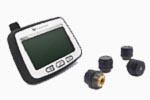 Cистема контроля температуры и давления в шинах - TPMS (Falcon, TPMS-M01-Ext)