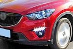 Дневные ходовые огни DRL в штатное место для Mazda CX-5 2012- (LONGDING, MAZ.CX512.DRL)