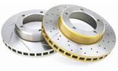 Тормозные диски DBA Standart