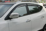Дефлекторы окон Hyundai IX35 (BGT-PRO, SWE-HIX35)
