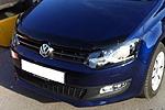 Дефлектор капота Volkswagen Golf VI 5D 2008- (EGR, SG4833DSL)