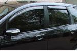 Дефлекторы окон Honda Jazz 05-09 (EGR, 92434006B)
