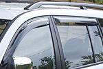 Дефлекторы окон Mitsubishi Pajero Sport 2008- (EGR, 92460032B)