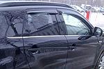Дефлекторы окон Mitsubishi ASX 2010- (EGR, 92460033B)