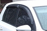 Дефлекторы окон Volkswagen Golf VI 5D 2008- (EGR, 92496021B)