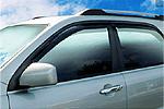 """Дефлекторы окон """"Темные"""" Hyundai Elantra 2011- (Autoclover, A123)"""
