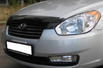 Дефлектор капота Hyundai Accent 2006- (EGR, EE SG3529DS)