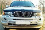 Дефлектор капота для BMW Х5 (Е53) 2000-2004 (VIP, BM16)