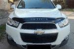 Дефлектор капота для Chevrolet Captiva 2012+ (VIP, CH039)