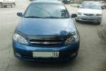 Дефлектор капота для Chevrolet Lacetti HB 2003+ (VIP, CH06)