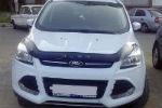Дефлектор капота для Ford Kuga 2013+ (VIP, FR351)