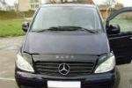 Дефлектор капота для Mercedes-Benz Vito 2003-2014 (VIP, MRD06)