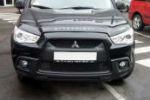 Дефлектор капота для Mitsubishi ASX 2010+ (VIP, MSH18)