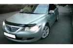 Дефлектор капота для Mazda 6 2002-2008 (VIP, MZD03)
