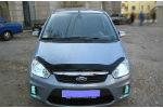 Дефлектор капота для Ford Focus C-Max 2007-2010 (SIM, SFOCMA0712)