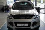 Дефлектор капота для Ford Kuga 2013+ (SIM, SFOKUG1312)