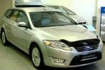 Дефлектор капота для Ford Mondeo 2007-2010 (SIM, SFOMON0712)