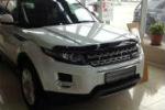 Дефлектор капота для Range Rover Evoque 2008+ (SIM, SLREVO1112)