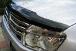 Дефлектор капота для Renault Duster 2011+ (SIM, SREDUS1112)