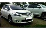 Дефлектор капота для Toyota Auris 2009-2012 (SIM, STOAUR0912)