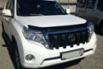 Дефлектор капота для Toyota Land Prado 150 2013+ (SIM, STOLCP1312)