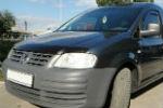 Дефлектор капота для Volkswagen Caddy 2004-2010 (SIM, SVOCAD0412)
