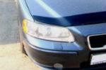 Дефлектор капота для Volvo S60 2006+ (SIM, SVOLVS600612)