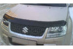 Дефлектор капота для Suzuki Grand Vitara 2005+ (VIP, SZ02)