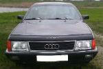 Дефлектор капота для Audi 100 1983-1991 (VIP, AD01)