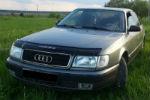 Дефлектор капота для Audi 100 1990-1994 (VIP, AD02)