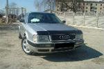 Дефлектор капота для Audi 80 1991-1995 (VIP, AD04)