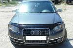 Дефлектор капота для Audi A4 (8B,8K) 2008–2011 (VIP, AD12)