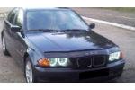 Дефлектор капота для BMW 3-series (E46) 1998-2001 (VIP, BM02)