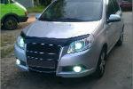 Дефлектор капота для Chevrolet Aveo HB 2008-2012 (VIP, CH13)