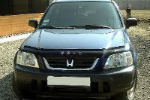 Дефлектор капота для Honda CR-V 1995-2002 (VIP, HD07)