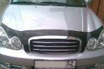 Дефлектор капота для Hyundai Sonata (EF) 2001-2004 (VIP, HYD12)