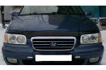 Дефлектор капота для Hyundai Trajet 1999–2008 (VIP, HYD19)