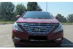 Дефлектор капота для Hyundai Sonata (YF) 2009+ (VIP, HYD23)