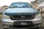 Дефлектор капота для Opel Astra G 1998-2012 (VIP, OP03)