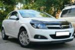 Дефлектор капота для Opel Astra H 2004+ (VIP, OP04)
