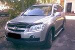 Дефлектор капота для Chevrolet Captiva 2006-2012 (SIM, SCHCAP0612)