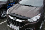 Дефлектор капота для Hyundai ix35 2010+ (SIM, SHYIX351012)