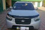 Дефлектор капота для Hyundai Santa Fe 2006-2012 (SIM, SHYSAN0512)