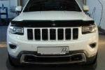 Дефлектор капота для Jeep Grand Cherokee 2011+ (SIM, SJEGCH1012)