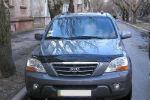 Дефлектор капота для Kia Sorento 2003-2008 (SIM, SKISOR0312)