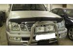 Дефлектор капота для Lexus LX470 1998-2006 (SIM, SLLX4709812)