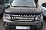 Дефлектор капота для Land Rover Discovery 2009+ (SIM, SLRDIS0912)