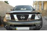 Дефлектор капота для Nissan Pathfinder/Navara 2004-2010 (SIM, SNIPAT0412)