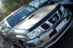 Дефлектор капота для Nissan Patrol 2004-2010 (SIM, SNIPATR0412)